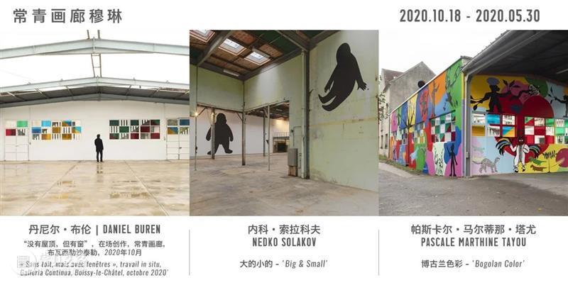 常青画廊「春节闭馆公告」暨「2020年度回顾」 常青画廊 公告 新春 画廊 乾坤 过去 全球 高光 时刻 版图 崇真艺客