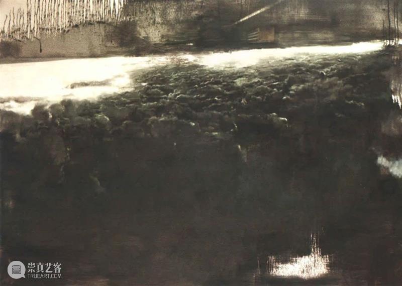 CCTV-11 四十集《北京画院名家展播》推出白羽平老师艺术访谈 北京画院 名家 白羽平 老师 艺术 CCTV 中央十一套 系列片 画家 内容 崇真艺客