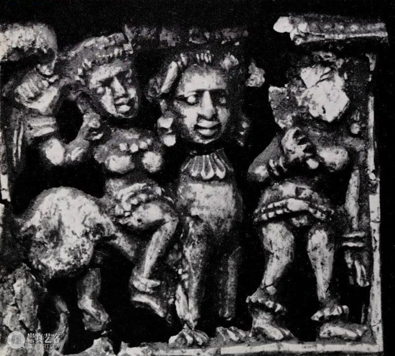 阿富汗佛教遗存:来自喀布尔博物馆的文物 阿富汗 文物 佛教 喀布尔博物馆 亚历山大大帝 希腊 世界 东端 阿富汗国家博物馆 喀布尔市 崇真艺客