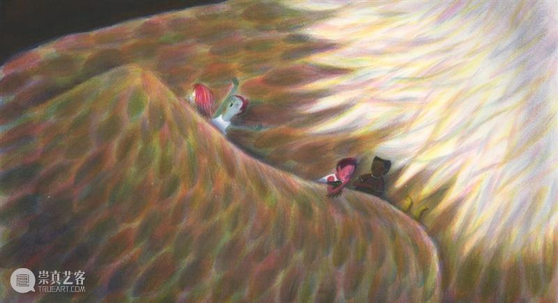 插画丨世界插画大奖——每幅画都藏着世俗生活里的平行宇宙 世界 插画 生活 大奖 幅画 世俗 宇宙 上方 中国舞台美术学会 右上 崇真艺客