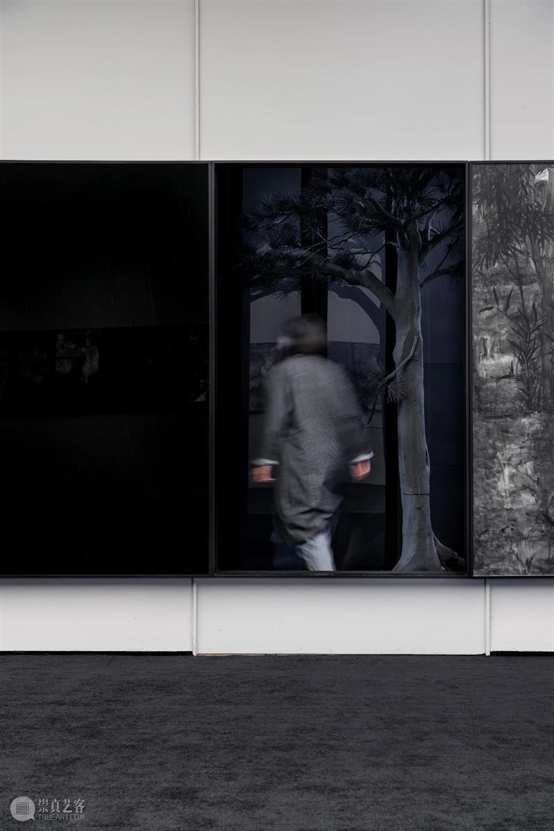 香格纳上海   杨福东《无限的山峰》展览记录视频及回顾 视频资讯 ShanghART 杨福东 无限的山峰 视频 香格纳 上海 个展 深度 文字 影像 方式 崇真艺客