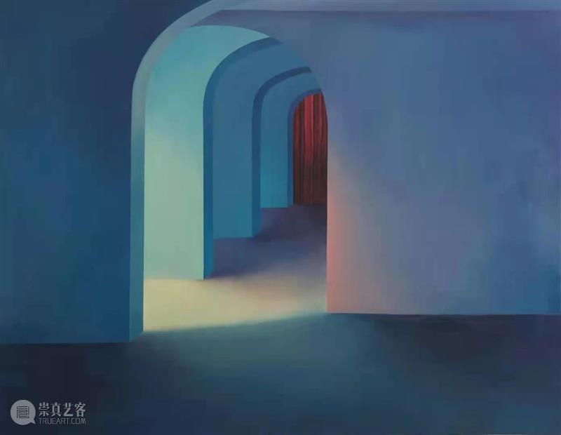 艺术家 | 黄赛峰:关于潜意识空间的探索与思考 视频资讯 北极熊画廊 艺术家 黄赛峰 空间 潜意识 上海戏剧学院舞台美术系油画专业 上海崇明 祖辈 父亲 内心 工作 崇真艺客
