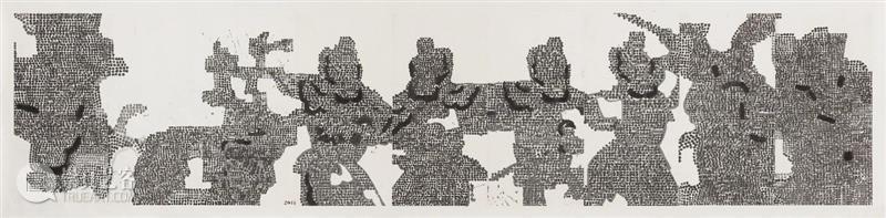 亚洲视频 | 天空之后 - 王劼音水墨新作展 艺术评论 亚洲艺术中心 崇真艺客
