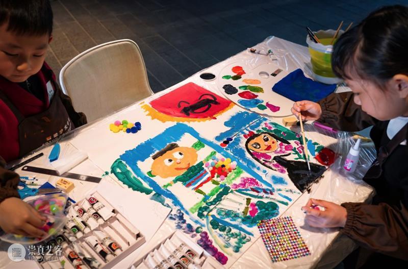 """小小画家笔下的""""世界上另外一个我""""! 世界上 笔下 画家 作品 这个世界 成果 云艺坊 系列 活动 奥斯吉美奥斯 崇真艺客"""