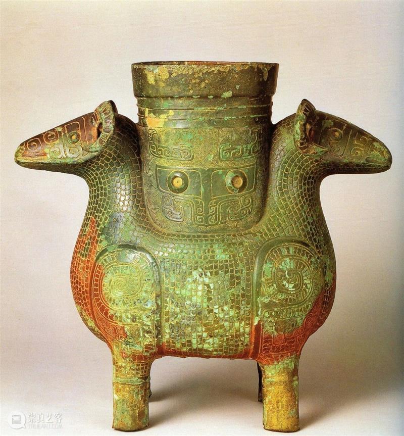 国之重宝,那些与羊有关的古青铜器 青铜器 国之重宝 商周 时期 形象 青铜 重器 对象 意义 跪乳 崇真艺客