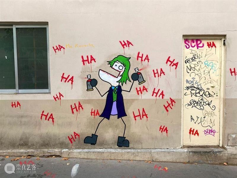 恶搞的涂鸦作品,其实都有电影原型哦 ~ 仔细看看,能不能找出来 ! 作品 电影 原型 END 崇真艺客