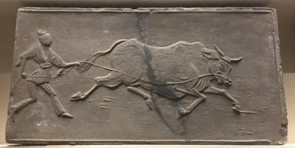 牛气冲天,藏在博物馆里的牛! 的牛 博物馆 牛气 牛牛 牛市 黄牛 孺子牛 牛犊 乾坤 牛牛年 崇真艺客
