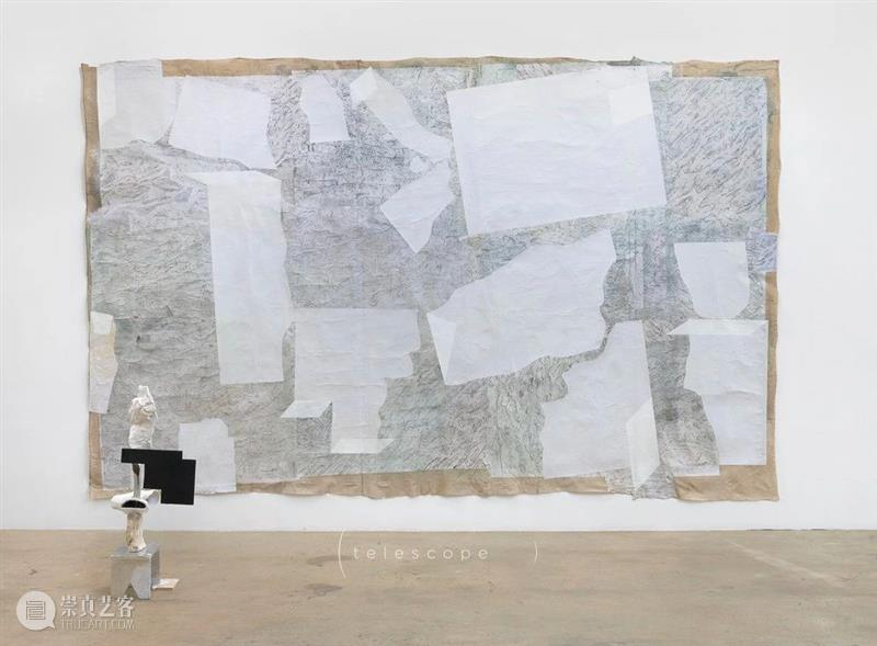 TELESCOPE 展览 BRIDGE PROJECTS 拼拼凑凑的利维坦,第二章 崇真艺客