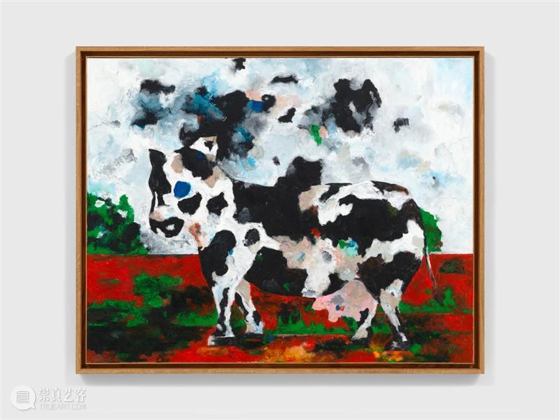卓纳画廊祝您新春快乐 卓纳 画廊 新春 牛年 香港 比利时 现代 绘画 大师 拉乌尔·德·凯泽 崇真艺客