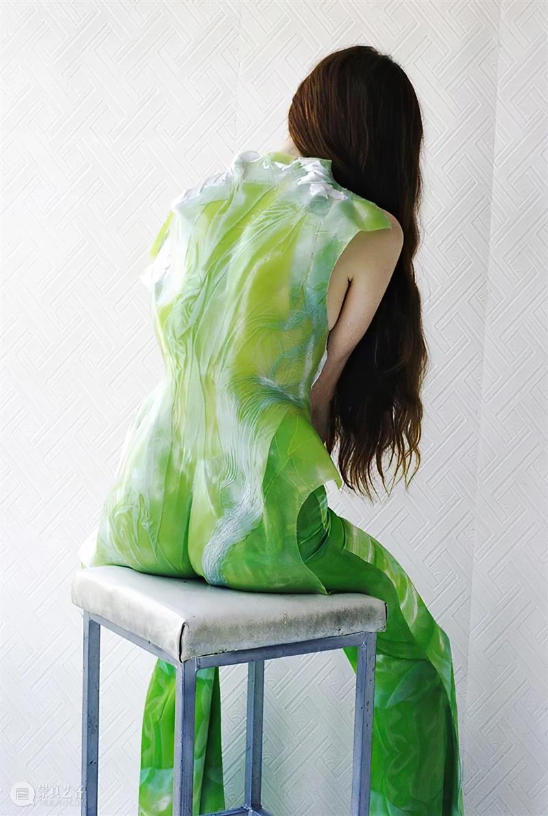 【IFA-流行趋势】可穿戴艺术|用生物可降解材料玩出未来质感 艺术 材料 生物 未来 质感 IFA 趋势 服装 设计师 奇思妙想 崇真艺客