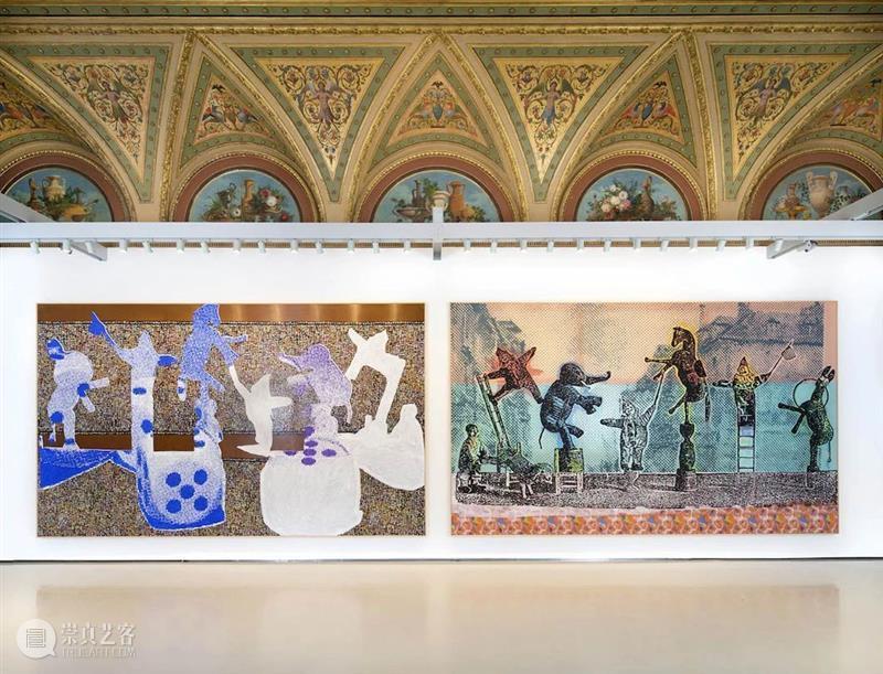 今日生日|西格玛·波尔克(Sigmar Polke) 西格玛 波尔克 Sigma Polke 生日 卓纳 画廊 不在场证明 现场 纽约现代艺术博物馆 崇真艺客