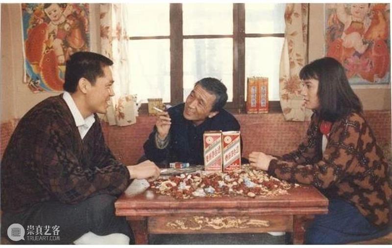 1990年代初电影《过年》背后的过年 过年 电影 背后 高群书 导演 过年好 海报 当时 家庭 伦理 崇真艺客