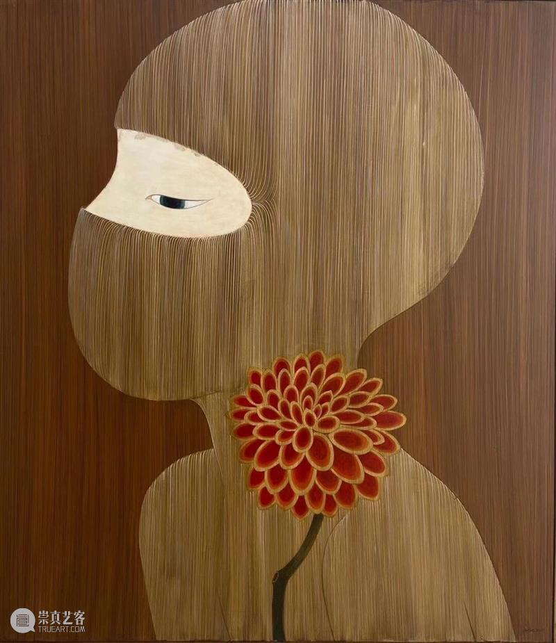 看画|距离的辞林:俞洁《持续》 俞洁 距离 辞林 持续 个展 拂尘 上下 颅颈 姿态 沼泽 崇真艺客