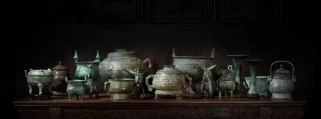 中国青铜器之美 青铜器 中国 青铜 概念 红铜 纯铜 合金 铜锈 青绿色 原料 崇真艺客