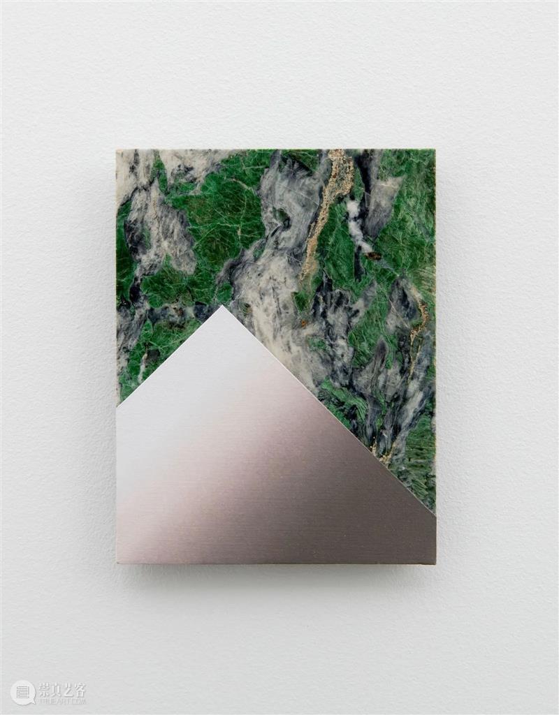 贝浩登全新线上展厅   迷雾、岩石与光 贝浩登 线上 展厅 迷雾 岩石 莱斯利·休伊特 细节 数字 图片 艺术家 崇真艺客