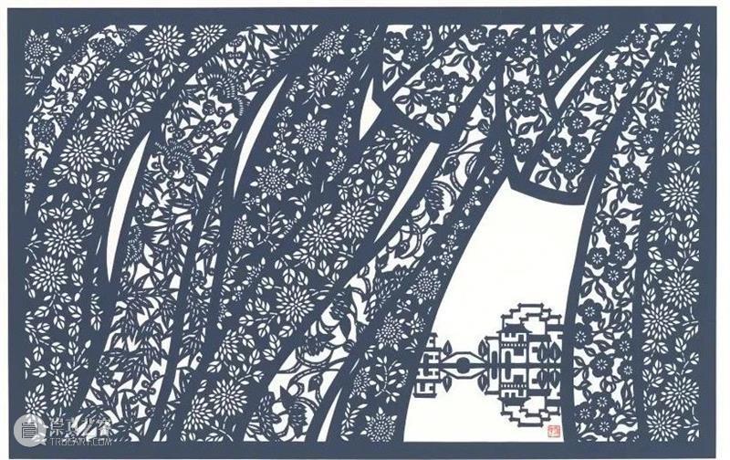 """【赏:精品导览】春节假期""""云观展""""了! 导览 精品 假期 云观展 海派 孙平 剪纸 艺术展 徐汇艺术馆 艺术家 崇真艺客"""