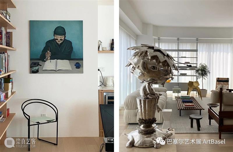 陆寻,与艺术家的灵魂共处一室 陆寻 艺术家 灵魂 一室 奥拉维尔·埃利亚松 Eliasson Projector 四方当代美术馆 藏品 南京 崇真艺客