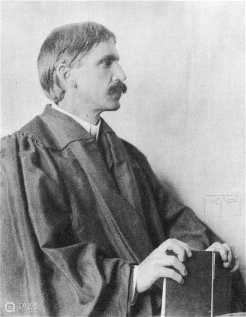 美是来自上天的事实: 回声与暗示 | John Dewey Dewey 上天 回声 事实 JohnDewey October June 约翰·杜威 美国 哲学家 崇真艺客