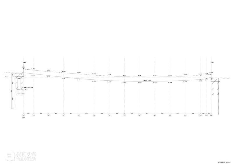 神奈川工科大学KAIT广场 / 石上纯也建筑事务所 神奈川工科大学 广场 建筑 石上纯也 事务所 KAIT 工坊 多功能 户外 东侧 崇真艺客