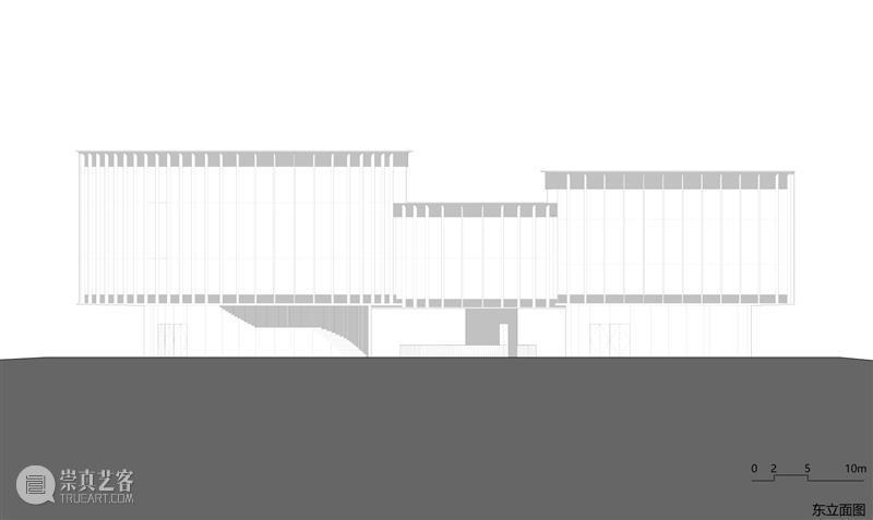 摩天楼群之间'二层体块',深圳云亭展览馆 / 源计划建筑师事务所 深圳 云亭 之间 体块 计划 建筑师事务所 展览馆 摩天楼群 张超 中国 崇真艺客