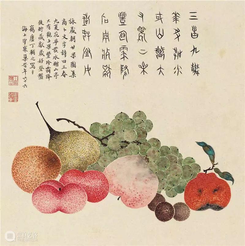 节日里的美术馆——关于春节的艺术作品(二) 艺术 作品 节日 美术馆 假期 年味 气息 工作 齐白石 中国 崇真艺客