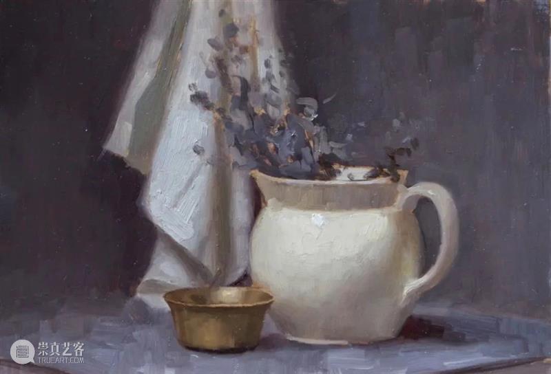 绘画丨古典现实主义,挪威女画家科妮莉亚·赫内斯 赫内斯 挪威 现实主义 画家 科妮莉亚 绘画 上方 中国舞台美术学会 右上 星标 崇真艺客