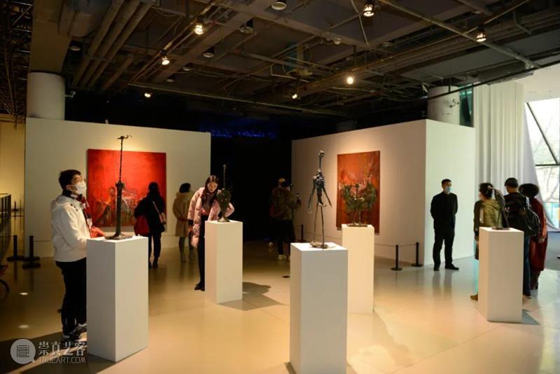 上海当代艺术馆丨潜入暮光的形影 留下时间的痕迹 热点聚焦  上海当代艺术馆 孙文倩 崇真艺客