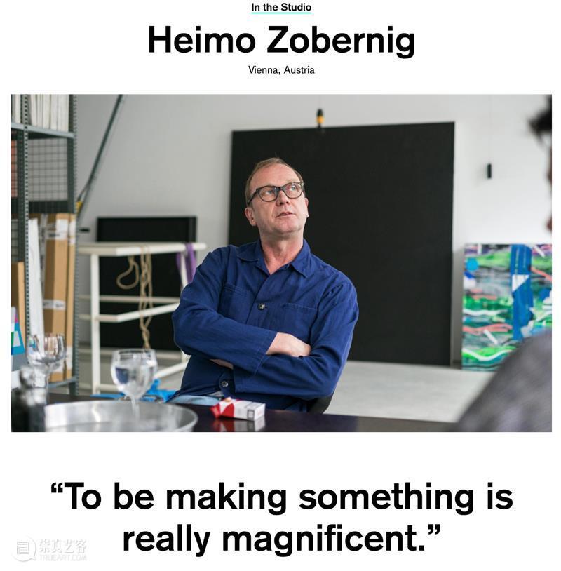 回顾 海莫·佐伯尼格 (Heimo Zobernig) 佐伯尼格 Zobernig  海莫 表现主义 手势 语言 佐伯尼格海莫 当今 影响力 艺术家 崇真艺客