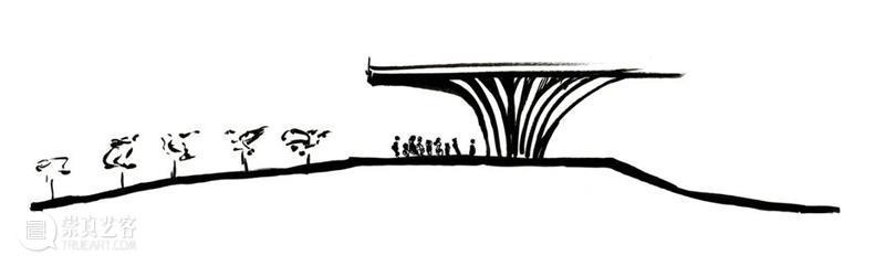 """""""贝宁新国民议会大楼""""方案公布,""""树""""下公民空间 贝宁 新国民 议会大楼 方案 公民 空间 Kéré Architecture 凯瑞建筑事务所 项目 崇真艺客"""