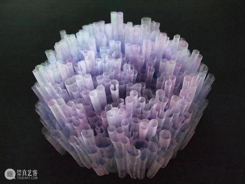 【IFA-艺术赏析】Mariko Kusumoto | 一起走进空灵薄纱的海洋世界 Mariko 艺术 IFA 薄纱 海洋世界 面料 透明感 层次 部件 趣味 崇真艺客
