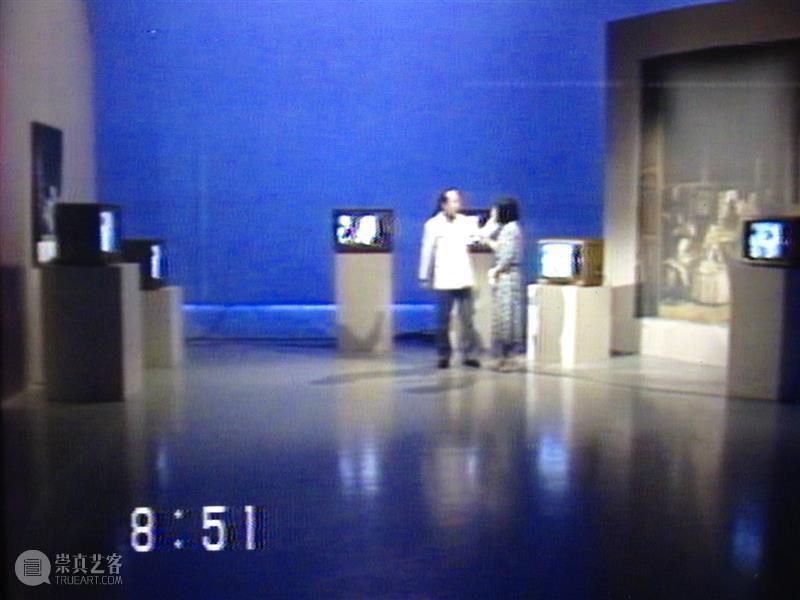 【OCAT上海馆   作品介绍】山口胜弘《宫娥》,1974-1975  OCAT上海馆 作品 山口胜弘 宫娥 OCAT 上海馆 当前 媒介 东亚 录像 艺术 崇真艺客