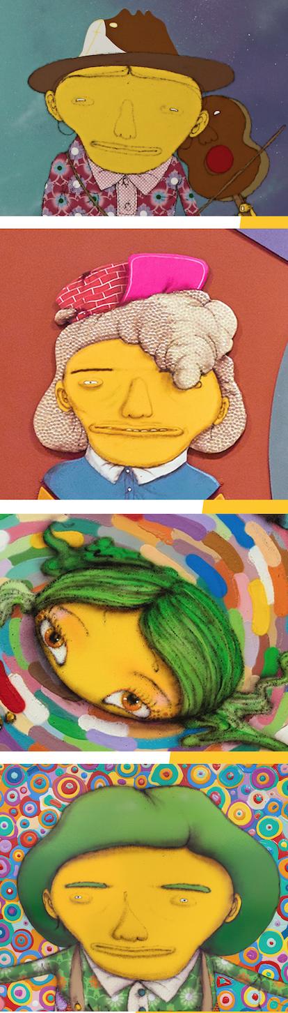 """云沙龙 """"困境中的诗意"""",带你在奥斯吉美奥斯过渡性的美学实践中遨游  复星艺术中心 崇真艺客"""
