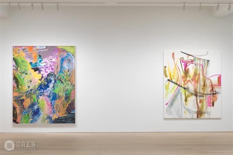 高古轩纽约举办新群展「An Ideal Landscape」  Gagosian 高古轩 纽约 群展 Gagosian Rob 目前 风景 艺术家 作品 地方 崇真艺客