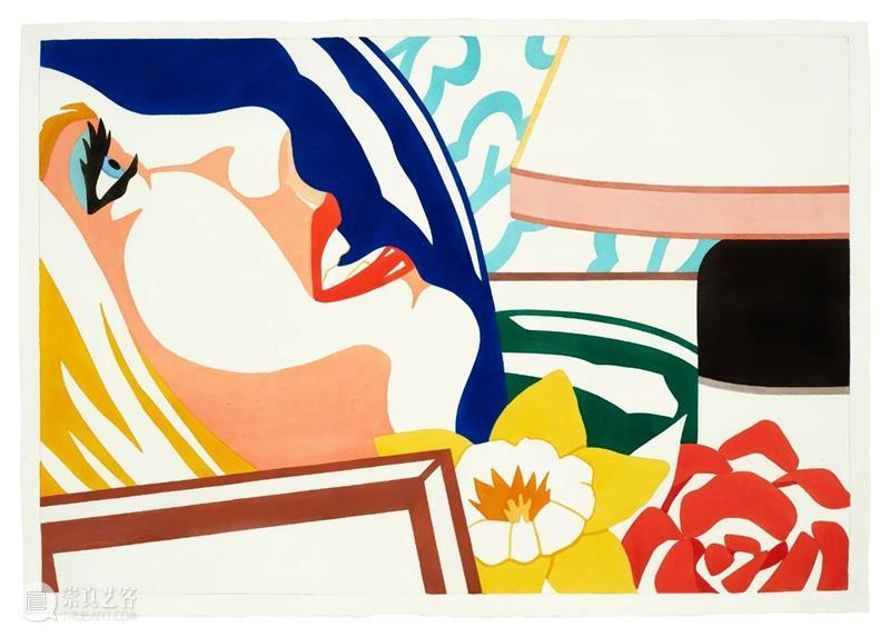 从德‧库宁到亚历克斯‧卡茨:纽约私人洽购展呈献精彩人像绘画 人像 纽约 私人 洽购展 库宁 亚历克斯 卡茨 人类 同类 图画 崇真艺客