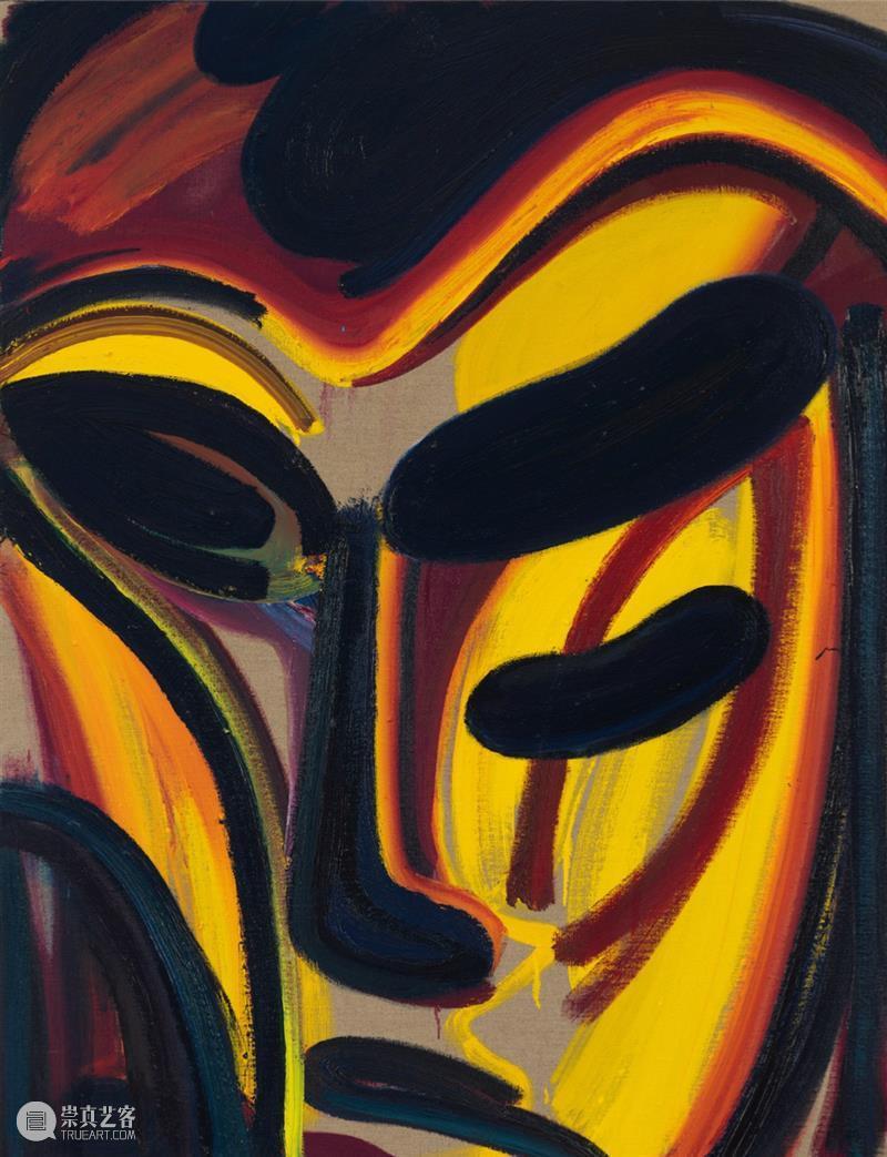 高古轩伦敦推出斯宾塞·斯威尼新个展「Queue」 斯宾塞·斯威尼 Queue 伦敦 个展 高古轩 时候 人物 个性 过程 想象力 崇真艺客