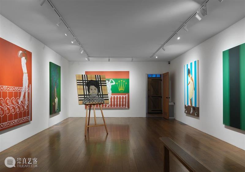 泰勒画廊宣布代理奥纳·泰特斯 Honor Titus 泰勒 画廊 奥纳 泰特斯 Honor Titus 生活 洛杉矶 艺术家 图片 崇真艺客