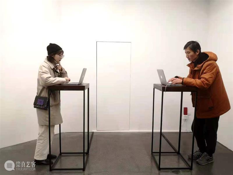 展览现场回顾与文本|「...............」 博文精选 液态 崇真艺客