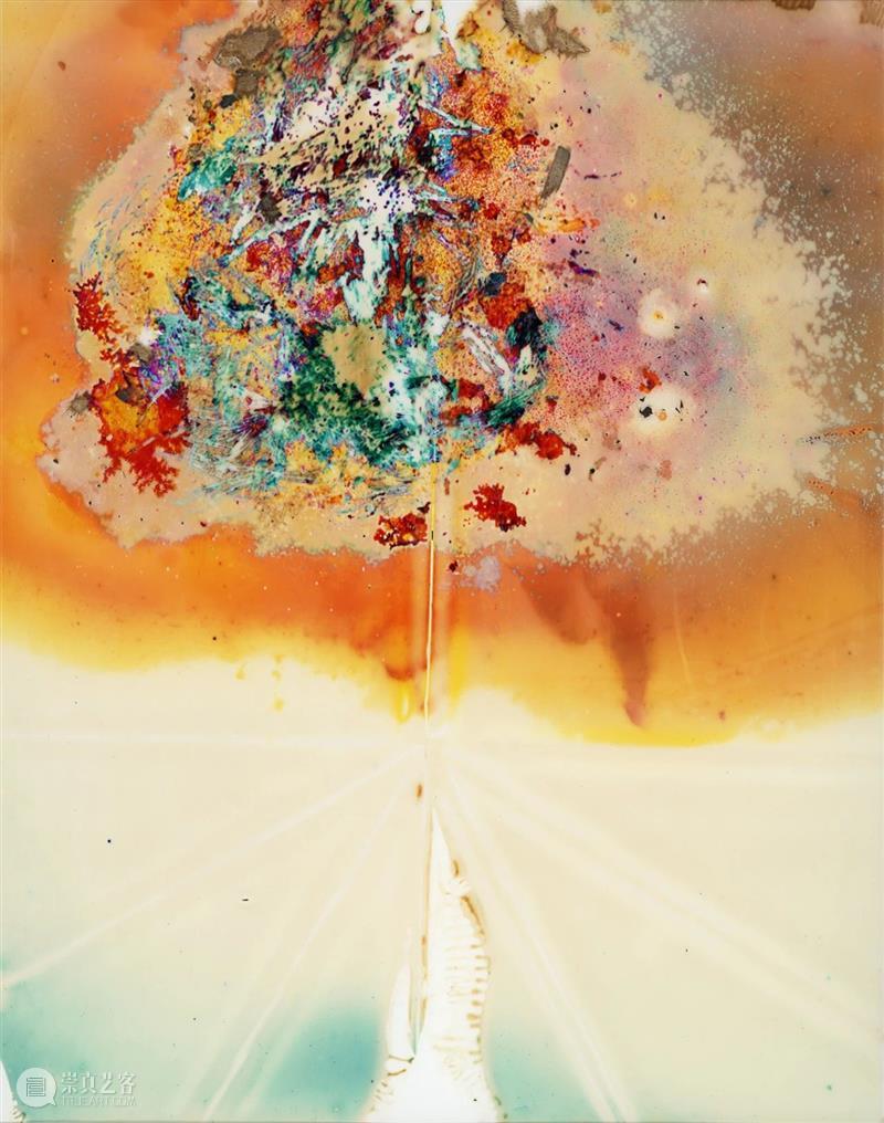 艺术家   蒋鹏奕:用摄影的方式进行光的绘画 艺术家 蒋鹏奕 方式 绘画 香格纳 上海 西岸 空间 个展 太阳 崇真艺客