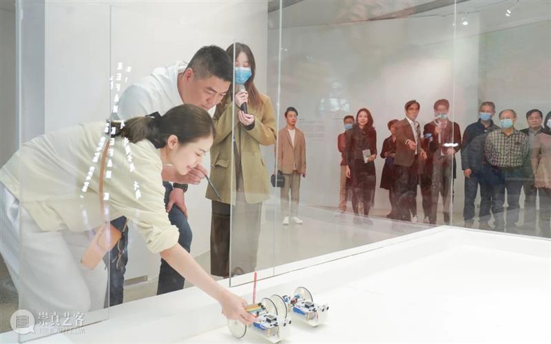 艺术共生计划 | 科凡:在美学创新中不断突破 艺术 计划 科凡 美学 罗峣岚 个展 此地 艺术家 人工智能 新媒体 崇真艺客