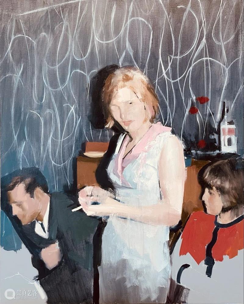 青春的样貌 青春 样貌 照片 油画 对比度 场景 人物 细节 相机 闪光灯 崇真艺客