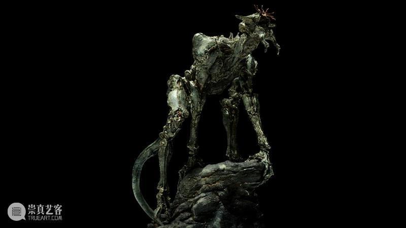 造型丨暗黑而美丽——Arsen Asyrankulov数字雕塑作品 造型 暗黑 数字雕塑 作品 上方 中国舞台美术学会 右上 星标 本文 雕塑 崇真艺客