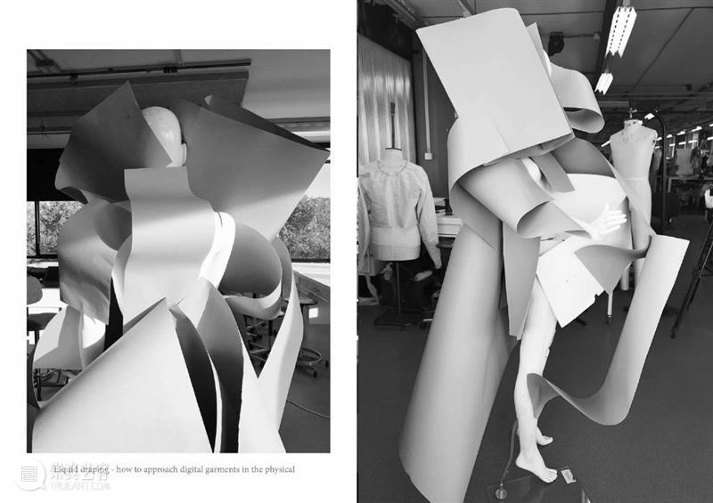 """服饰丨""""人体第二层皮肤""""——网络时代的无接触式虚拟服装 网络 时代 服装 人体 服饰 皮肤 上方 中国舞台美术学会 右上 星标 崇真艺客"""