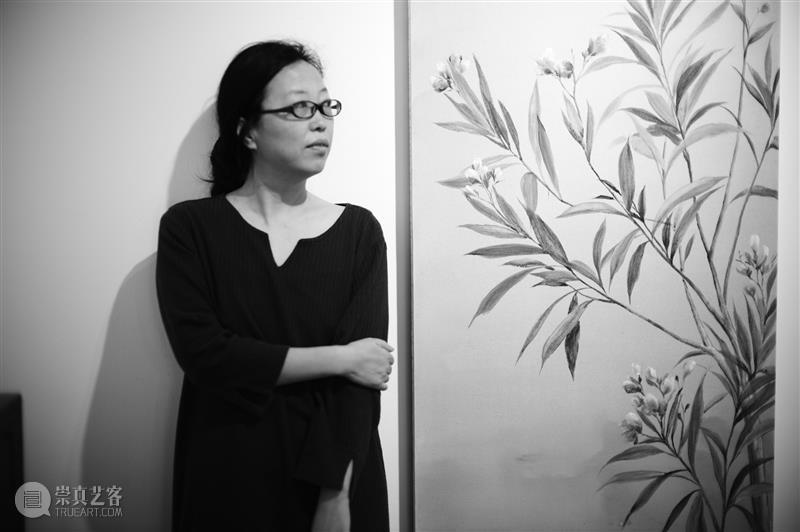 张平:白夜之间 艺术人文  张平 梦境 女性艺术家 黄大有 临港当代美术馆 崇真艺客