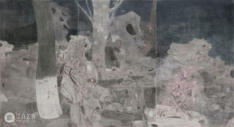 金罡:宁静致远 金罡 展期 地址 上海市 徐汇区 龙腾大道3398号 龙美术馆 西岸 艺术 空间 崇真艺客