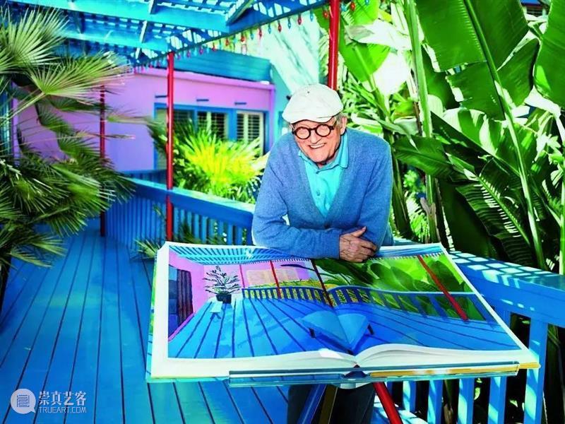 大卫·霍克尼:艺术的快乐丨AMNUA艺术家 艺术 艺术家 大卫·霍克尼 丨AMNUA 底线 部分 矛盾 艺术史 纽约大都会博物馆 弗拉戈纳尔 崇真艺客