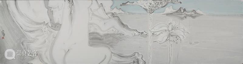 访谈实录(四)丨艺术家张望:我们这一代在中国画上要往前走一步 艺术家 实录 中国 画上 编者按 水墨 文章 武汉美术馆 热展 过程 崇真艺客