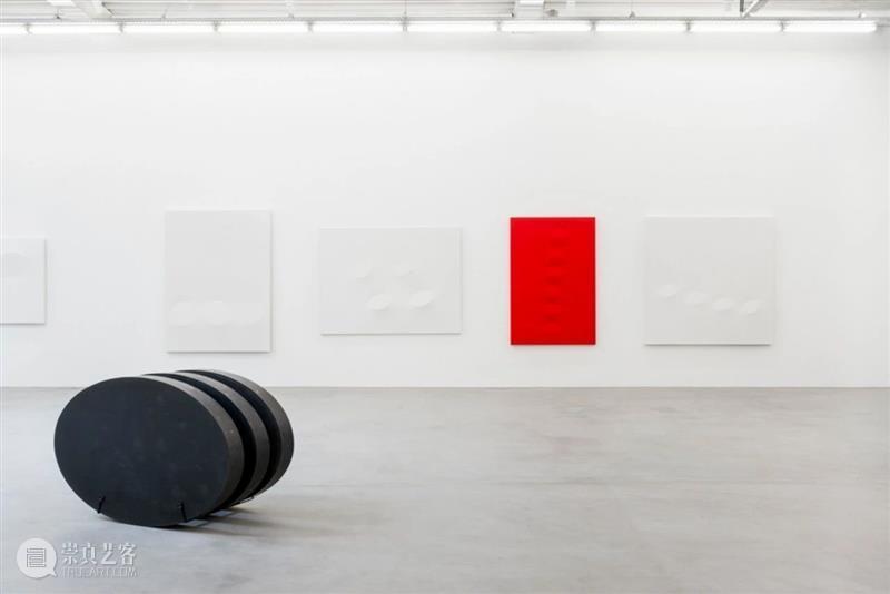 缅怀 | 意大利艺术家图里·斯梅第 Turi Simeti(1929 - 2021) 艺术家 图里 斯梅第 Simeti 意大利 阿尔敏 莱希 图里·斯梅 肖像 米兰 崇真艺客