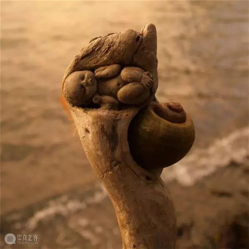 雕塑丨一座座神秘的雕塑,诉说这大自然精灵的故事  中国舞台美术学会 雕塑 大自然 精灵 故事 上方 中国舞台美术学会 右上 星标 本文 Bernier 崇真艺客