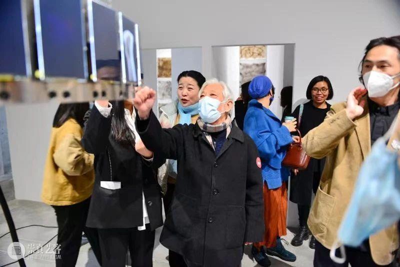 Wind H 展览 | 《存在》开幕现场 存在 现场 Wind Existence 迷宫 入口 策展人 廖雯 山中天艺术中心 艺术 崇真艺客