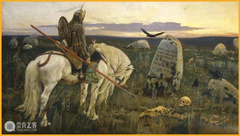 他的作品真实地描绘了俄国人民的历史、社会、生活和大自然 ! 俄国 作品 人民 历史 社会 生活 大自然 伊里亚 叶菲 莫维奇·列宾 崇真艺客